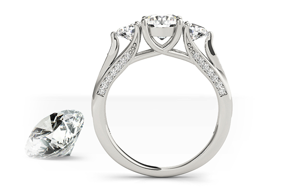Create Your Perfect Engagement Ring  Morin Jewelers Southbridge, MA